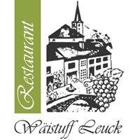 Restaurant Wäistuff Leuck