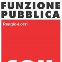 CGIL-FP Reggio-Locri