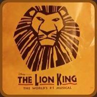 The Lion King at Bord Gais
