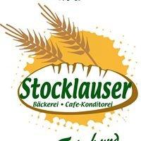 Bäckerei Café Konditiorei Stocklauser