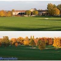 """Golf du Beaujolais. Restaurant du golf """" le trou en un"""""""