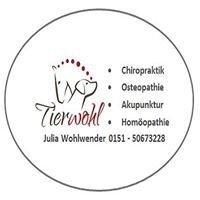 Tierarztpraxis für Chiropraktik, Akupunktur, Homöopathie - Julia Wohlwender
