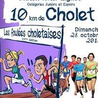Les 10 Km de Cholet