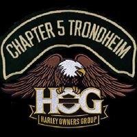 HOG Chapter 5 Trondheim Norway