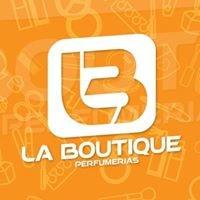 Perfumerías La Boutique.