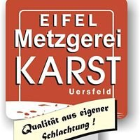 Eifel Metzgerei Karst