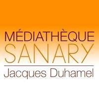 Médiathèque Jacques Duhamel