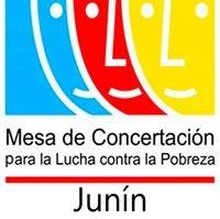 Mesa de Concertación para la Lucha contra la Pobreza - Junín
