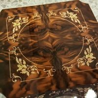 NOTTURNO INLAID WOOD WORKS FACTORY SORRENTO ITALY
