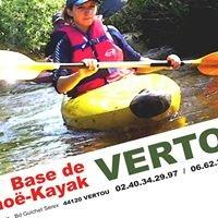 Balades nautiques club de Canoé Kayak Vertou