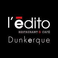 Restaurant l'Édito Dunkerque