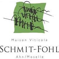 Terrasse Maison Viticole Schmit-Fohl