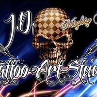 JD Tattoo-Art on the road