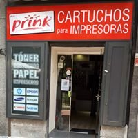Prink Luchana Madrid