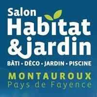 Salon Habitat & Jardin Montauroux