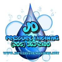 JD Pressure Washing