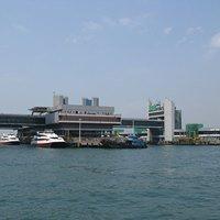 Hong Kong–Macau Ferry Terminal