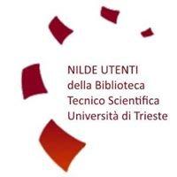 Nilde utenti della Biblioteca Tecnico Scientifica, Università di Trieste