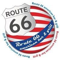 Route 66.  Murcia, Spain