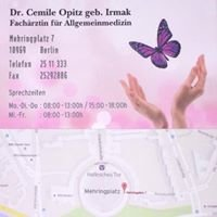 Dr. Cemile Opitz - Fachärztin f. Allgemeinmedizin / Genel tip uzmani