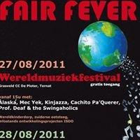 Wereldfestival Ternat: FAIR Fever