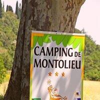 Camping de Montolieu