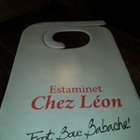"Estaminet "" Chez Léon """