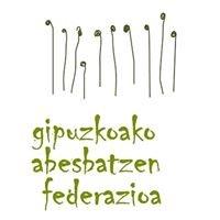 Gipuzkoako Abesbatzen Federazioa - Federación de Coros de Gipuzkoa