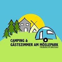 Camping Moeslepark, Freiburg, Black Forest