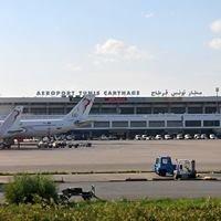 Flughafen Tunis