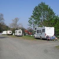 """Campingplatz am """"Schwimmbad"""" Georgenthal"""