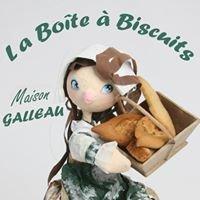 La Boîte à Biscuits - Galleau