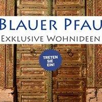 Blauer Pfau - Exklusive Wohnideen