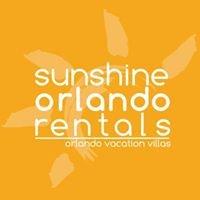 Sunshine Orlando Rentals
