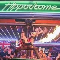 Hippodrome Disco-Pub Terace Benidorm