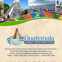 Guatemala Great Destinations