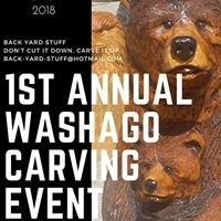 1st Annual Washago Carving Event
