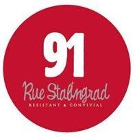 91 rue Stalingrad - Bar à vin mais pas que