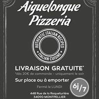 Aiguelongue pizzeria