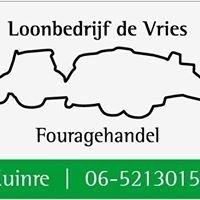 Loonbedrijf De Vries