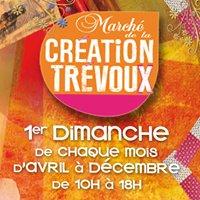 Marché de la Création de Trévoux