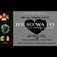 African Students Association Idaho
