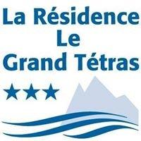 Résidence Le Grand Tétras à Ax-les-Thermes