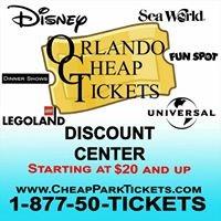 Orlando Cheap Tickets