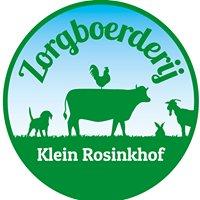Mobiele- Zorgboerderij 'Klein Rosinkhof'