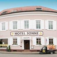 Hotel Restaurant Sonne in Karlsruhe mit hauseigener Metzgerei