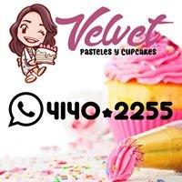Velvet Pasteles y Cupcakes