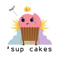 'sup cakes