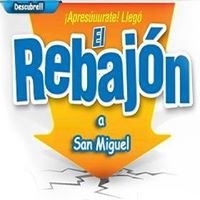 Rebajon San Miguel
