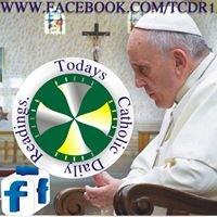 Today's Catholic Daily Readings
